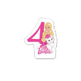Barbie küünal nr 4